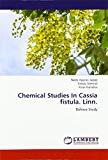 Chemical Studies In Cassia fistula. Linn.: Bahava Study