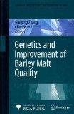 Genetic and malting barley quality improvement(Chinese Edition)