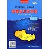 2012 the new version of the province of the People's Republic of China the series Map: Map T...
