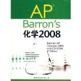2008-AP Barron s Chemistry (including a CD-ROM)(Chinese Edition)