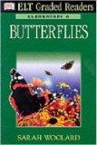 Butterflies - Level 2 (Elementary A) - DK Chinese-English Graded Readers.