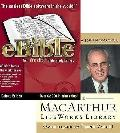 eBible Deluxe & MacArthur LifeWorks Collection