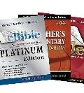 eBible Deluxe, Platinum & Preacher's Commentary Collection