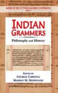 Indian Grammars: Philology and History