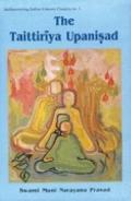 Taittiriya Upanishad With the Original Text in Sanskrit and Roman Transliteration
