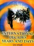 Encyclopaedia of International Decades Years and Days
