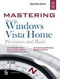 Mastering Microsoft Windows Vista Home Premium And Basic