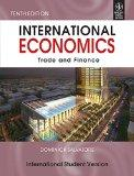 INTERNATIONAL ECONOMICS: TRADE AND FINANCE 10TH EDITION