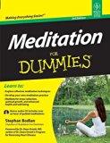 Meditation For Dummies, 3rd Ed