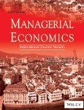 MANAGERIAL ECONOMICS : INTERNATIONAL STUDENT VERSION