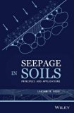 Seepage In Soils: Principles And Applications (Pb 2014)