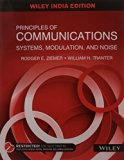 Principles Of Communications : Systems, Modulation, And Noise