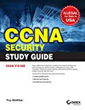 Ccna Security Study Guide: Exam 210-260 [Paperback] Troy Mcmillan