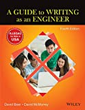 Guide To Writing As An Engineer, 4Th Edition
