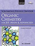 WILEY'S SOLOMONS, FRYHLE & SNYDER ORGANIC CHEMISTRY FOR JEE ( MAIN & ADVANCED ) 3RD EDITION