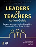 Leaders as Teachers, Action Guide