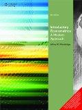 Introductory Econometrics: A Modern Approach, 5th ed with CD