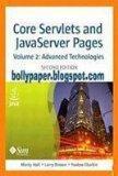Core Servlets And JavaServer Pages,Vol 2 : Advanced Technologies, 2/e PB