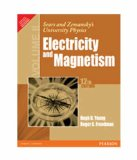 SEARS AND ZEMANSKY'S UNIVERSITY PHYSICS: ELECTRICITY AND MAGNETISM, 12TH EDITION