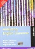 ANALYZING ENGLISH GRAMMER