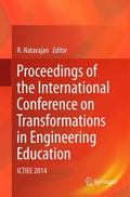 Proceedings of the International Conference on Transformations in Engineering Education : Ic...