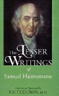 Lesser Writings of Hahnemann