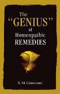 Genius of Homoepathic Remedies