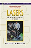 Lasers: New Technology Of Light,the