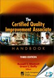 The Certified Quality Improvement Associate Handbook, 3rd Edition