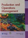 Production and Operations Management (Biztantra) 1st Edition (Paperback)