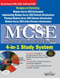 Mcse(2003) 4 In 1 Study Systems(70-290,291,293,294