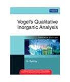 Vogel's Qualitative Inorganic Analysis 7/E (Pb -2013)