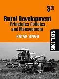 Rural Development: Principles, Policies and Management