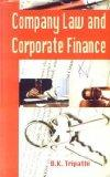 Company Law and Corporate Finance
