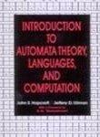 Introduction to Automata Theory, Langugages, and Computation