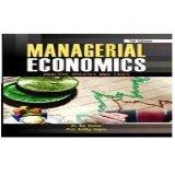 Managerial Economics, Analysis, Plicies & Cased ,6/Ed 2010