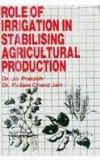 Role of irrigation in stabilising agricultural production