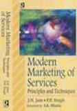 Modern Marketing Of Services : Principles And Techniques