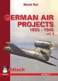 German Air Projects Volume 4 Bombers