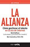 La alianza : cómo gestionar el talento en la era de internet
