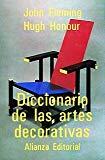 Diccionario de las artes decorativas/ Dictionary of the Decorative Arts (Spanish Edition)