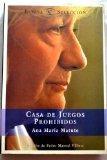 Casa de juegos prohibidos: Textos inocentes (Spanish Edition)