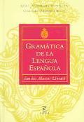 Gramatica De La Lengua Espanola