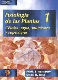 Fisiologia de Las Plantas, Volume 1: Celulas: Agua, Soluciones Y Superficies