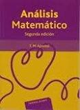 ANALISIS MATEMATICO 2ª ED. [Paperback]