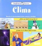 Clima / Weather (Simplemente Ciencia) (Spanish Edition)