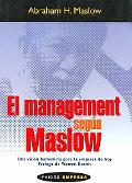 Management Segun Maslow