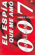 Espia Que Me Amo/the Spy Who Loved Me