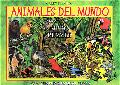 Animales Del Mundo Libro Puzzle / Animals of the World Jigsaw Book