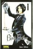 Black Butler 1 (Spanish Edition)